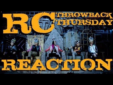 BIG BANG FANTASTIC BABY MV REACTION