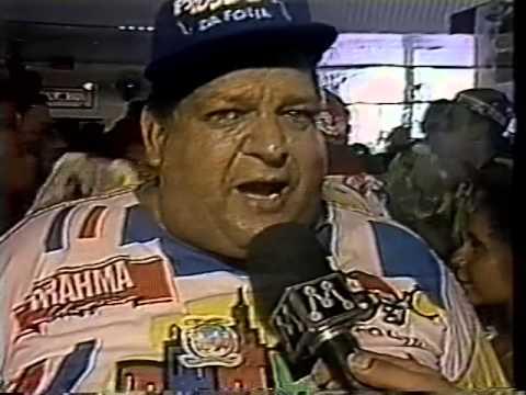 Banda Gueri-Gueri no Jornal da Manchete - 1996
