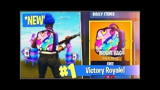How To Unlock *NEW* 'Bright Bag' Hidden Item in Fortnite Brite bag Secret CHALLENGE