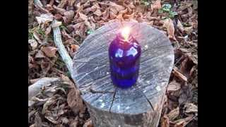 Oil Lamp / Oil Candle