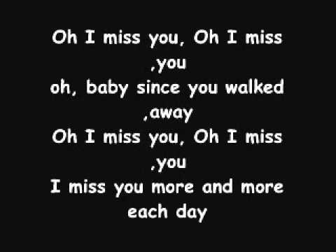 YouTube        - Enrique Iglesias - Miss you Lyrics.mp4