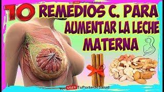 Como Producir Más Leche Materna con 10 Remedios Caseros para Aumentar la Leche Materna thumbnail