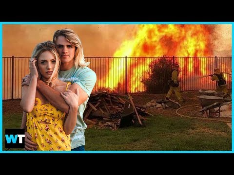 Here's Why Cole & Sav FAKED A FIRE EVACUATION For Their Vlog!