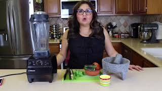 Molcajete Vs. The Blender, Which Is Better?/ How To Make Salsa