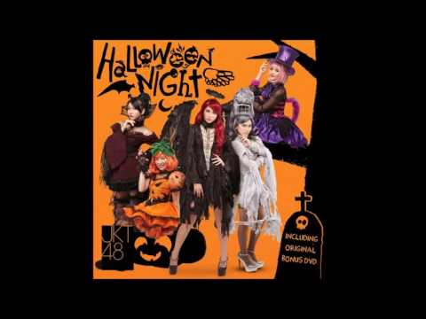 Lirik lagu jkt48-halloween night