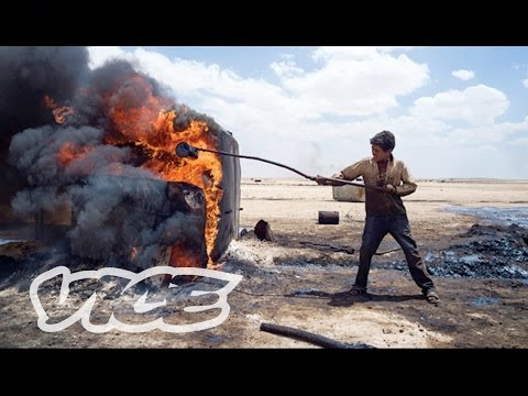 Ground Zero Syria (Part 11): The Illegal Oil Wells of Deir ez-Zor