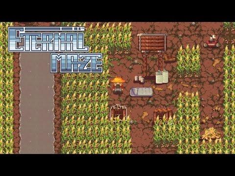 Eternal Maze Announcement Trailer (Android)