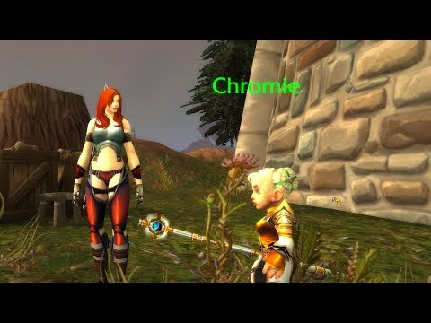 World Of Warcraft Quest Info: A Strange Historian