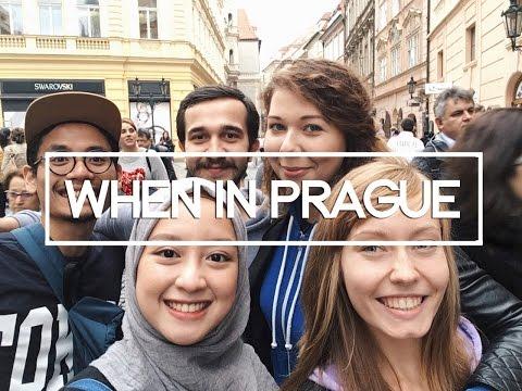 Beberapa jam di Praha | Videonya Gita eps. 34