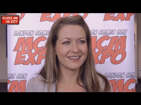 Ali Hillis Interview - Lightning, Liara, Mass Effect, Final Fantasy, Kid Icarus