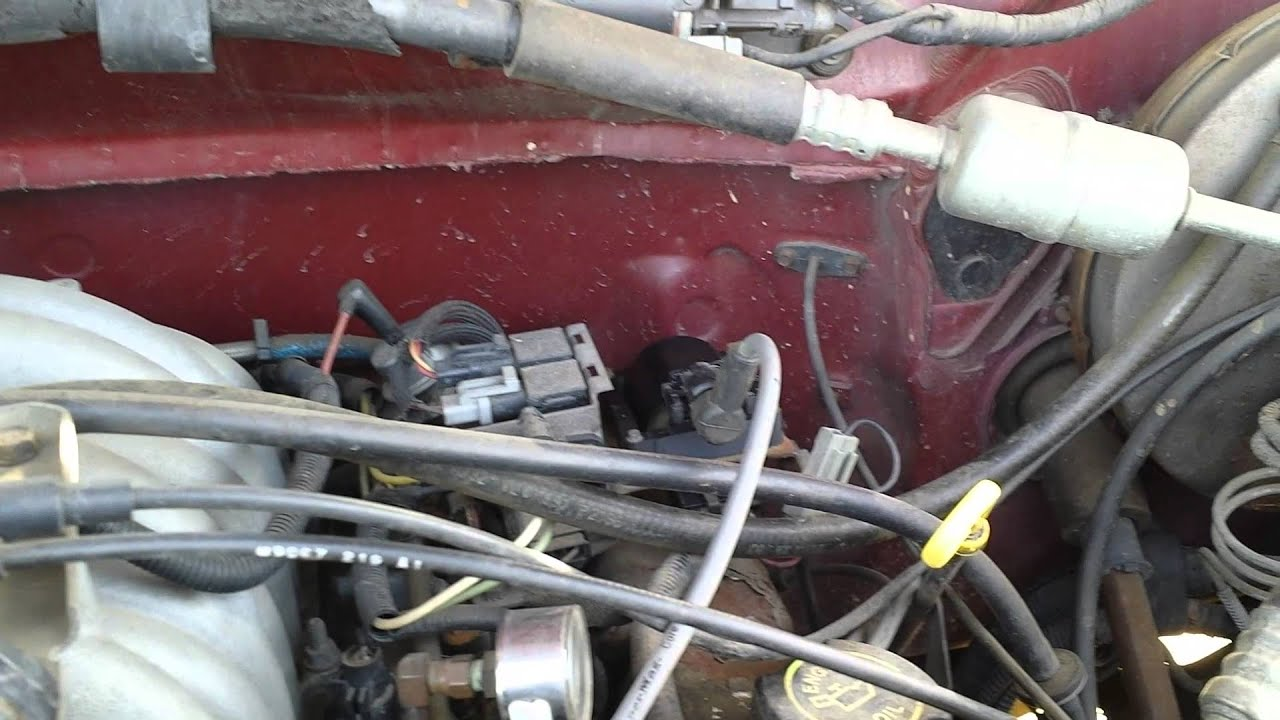 1989 ford pick up coil wiring simple electronic circuits u2022 rh wiringdiagramone today 1987 Ford Pickup 1989 Ford F-250