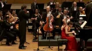 "Beethoven, Concerto for piano, violin, cello and orchestra, Op.56, ""Triple concerto"", Ludwig Trio"