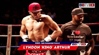 Lyndon 'King' Arthur Vs Remigijus Ziausys - BBTV