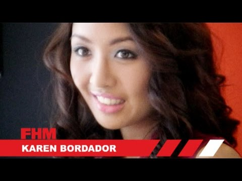 Karen Bordador - April 2010 FHM 100% Hottie