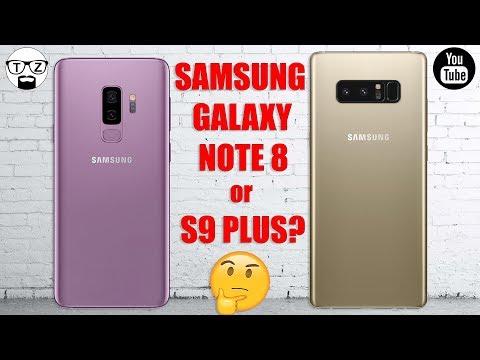 samsung-galaxy-s9-plus-vs-samsung-galaxy-note-8
