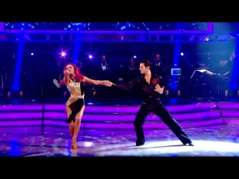 Matt Baker & Aliona Vilani  Rumba  Strictly Come Dancing  Week  7