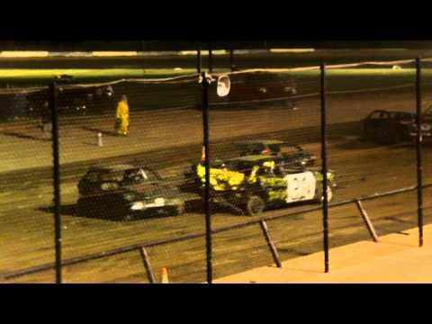 Canandaigua Speedway Demo Derby 5 9 15