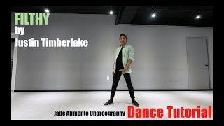 """""""Filthy"""" by Justin Timberlake 