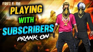 Playing With Our Subscribers😍😍  k2b