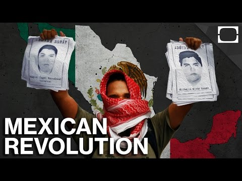 Will Mexico's Government Be Overthrown?