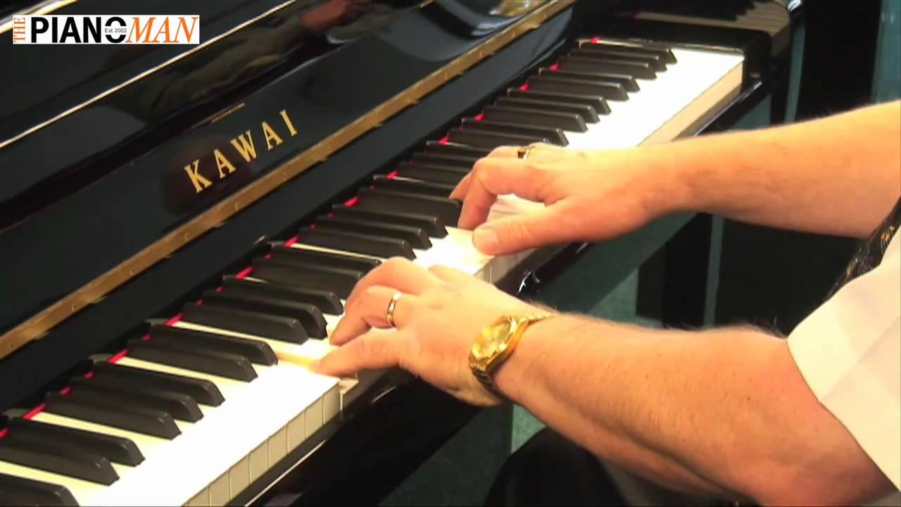 Kawai Upright Piano >> KAWAI K3 Upright Piano by The Pianoman Leeds - YouTube
