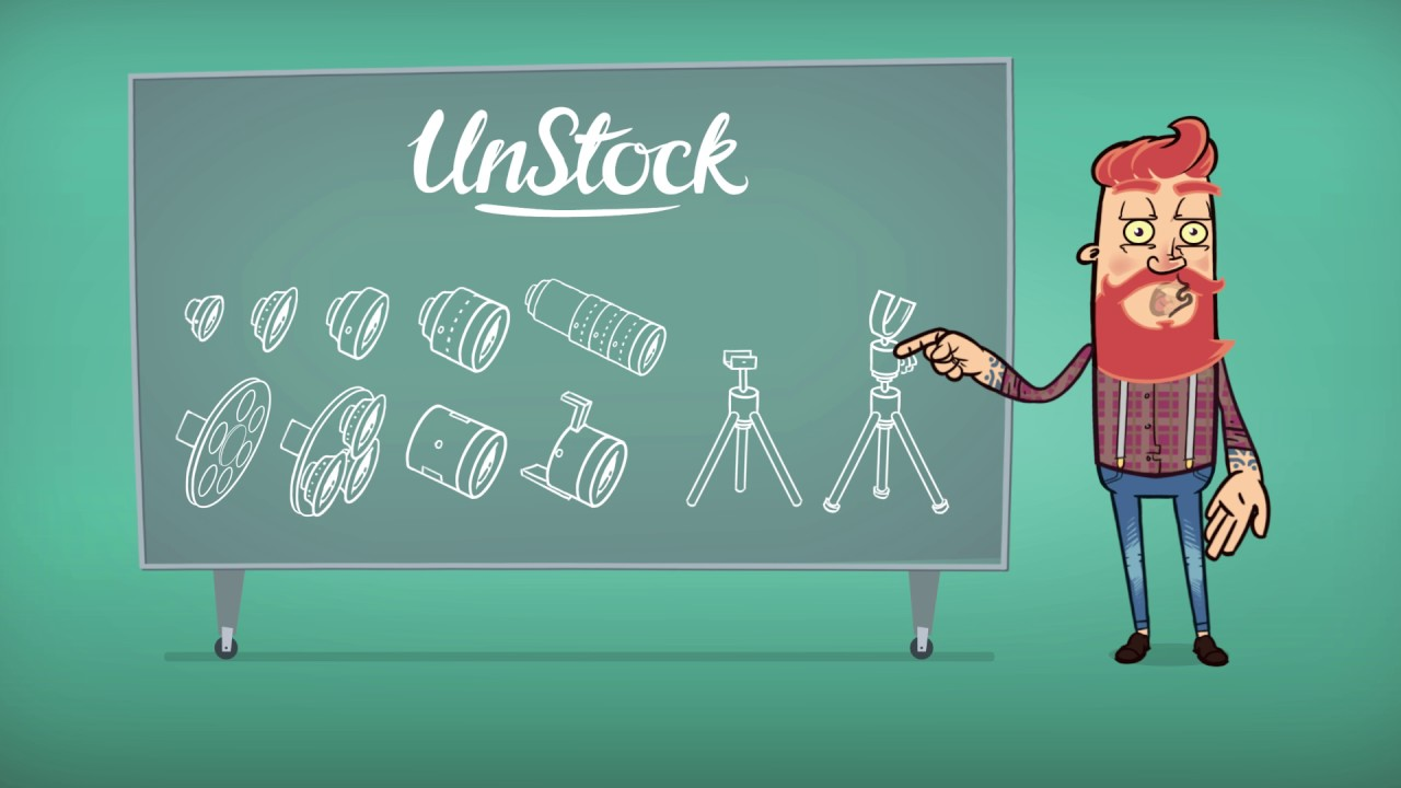 UnStock – Explainer Animation