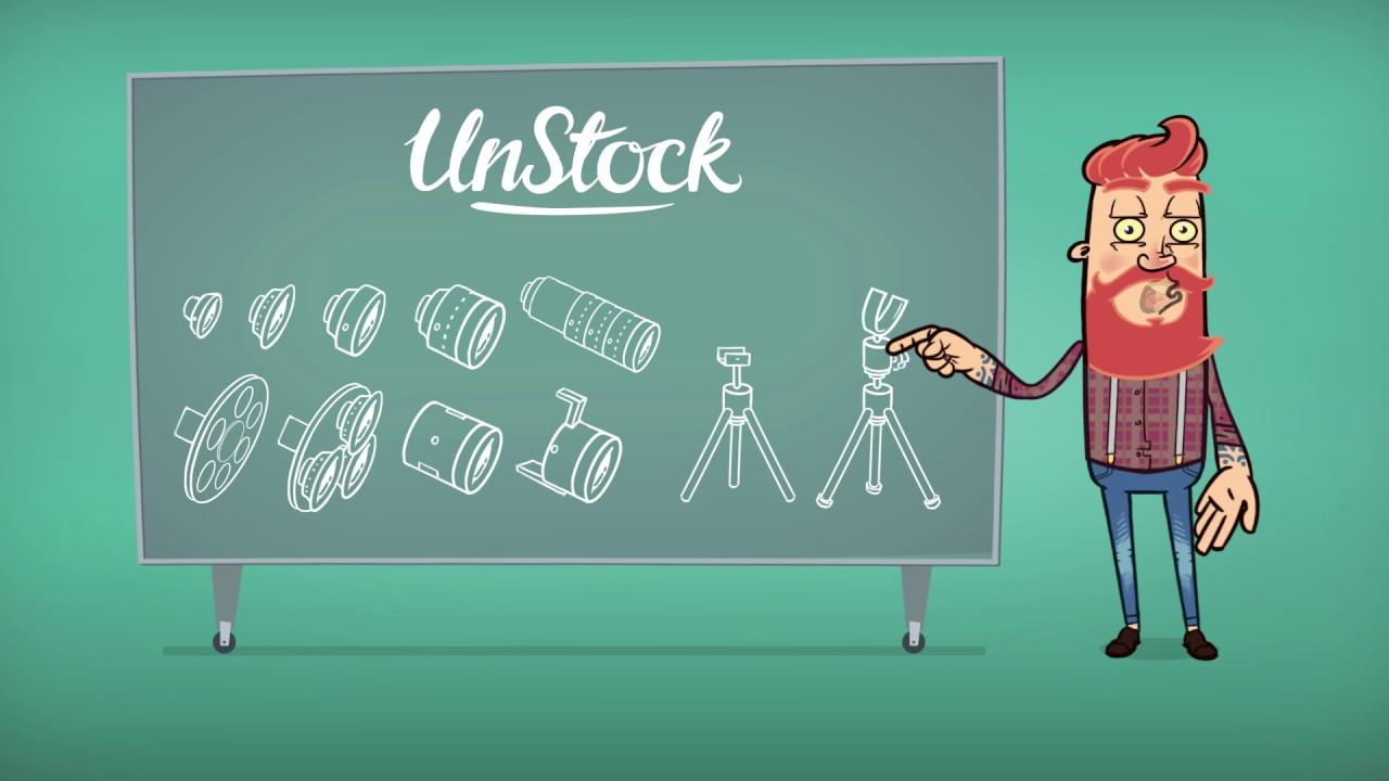 UnStock – Explainer Animation