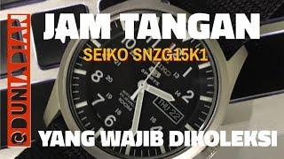 Unboxing My New SEIKO Sport 5 SNZG15K1 l Best Affordable Automatic Watch l Jam Tangan Wajib Koleksi