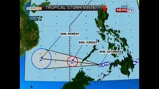 BT: Weather update as of 12:03 p.m. (December 23, 2017)