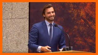Dijkhoff tegen Baudet: Wij luisteren naar uw pseudo-poetisch gereutel | Tweede Kamer