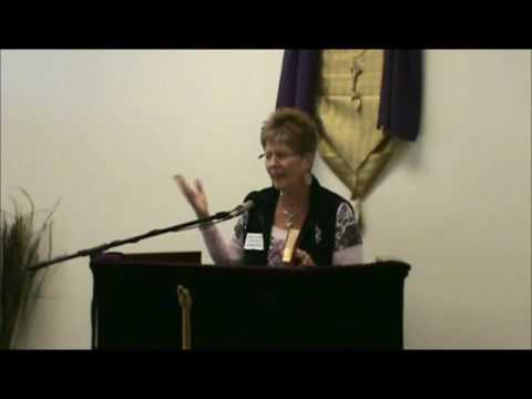 Arise! Women of the Kingdom Conference 2012 - Guest Speaker Lorraine O'Neal