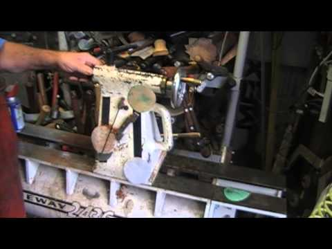 #244 Lathe care and more