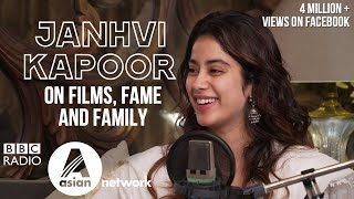 Janhvi Kapoor interview on her privilege, identity and life under the spotlight   Beyond Bollywood