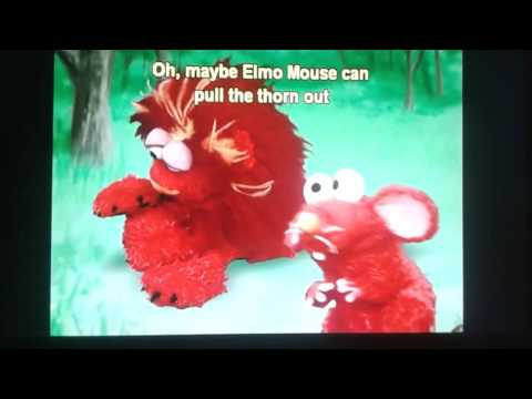 Elmo's World Cats Imagination