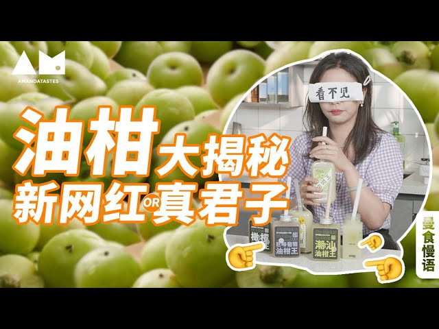 [Eng Sub]你知道油柑这种水果吗?All the secrets about the new popular fruit phyllanthus emblica 丨曼食慢语