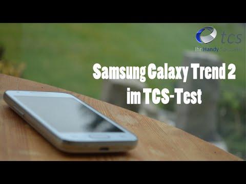Samsung Galaxy Trend 2 im TCS-Test