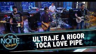 Ultraje a Rigor toca Love Pipe, do The Red Elvises