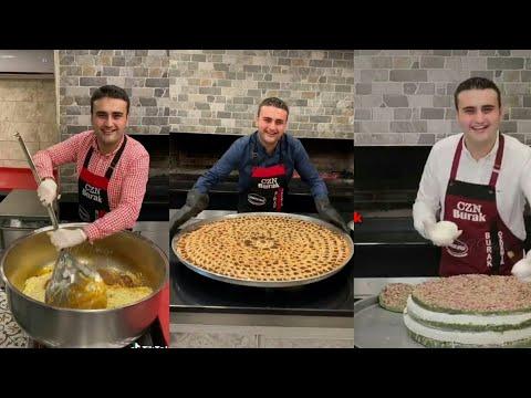 Top 5 Most Popular Recipes of Chef Burak Ozdemir 2020