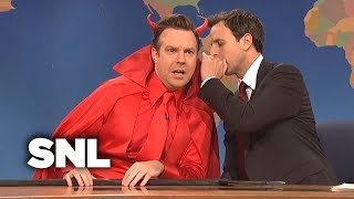 Weekend Update: The Devil on Penn State - SNL