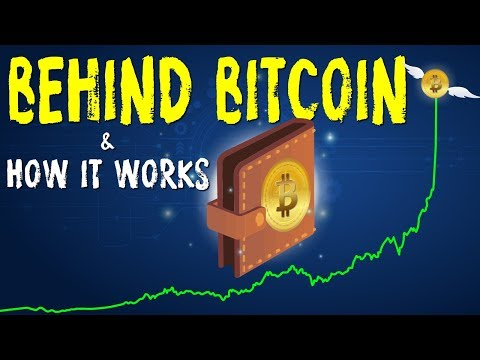 Whats behind the Bitcoin
