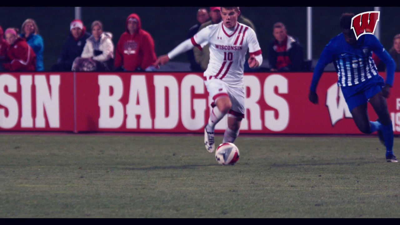 Gameday: Wisconsin Men's Soccer - YouTube