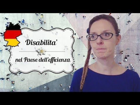 [IT] ♿️ Germania | Disabili
