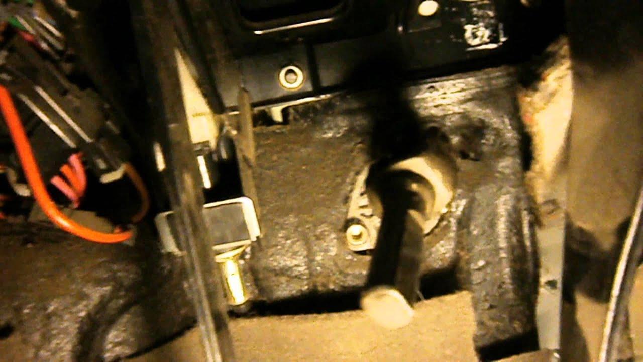 печка лада калина схема заслонки