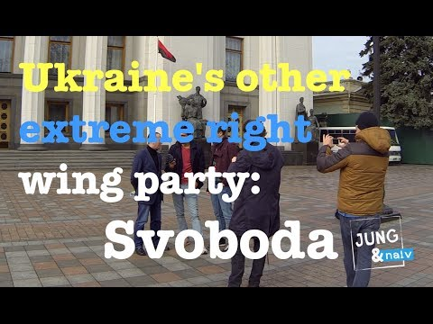 Svoboda - Jung & Naiv in Ukraine: Episode 128