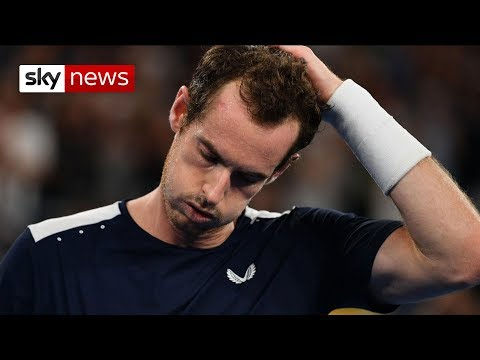 """Sir Andy Murray considers surgery: """"I want to keep playing tennis"""""""