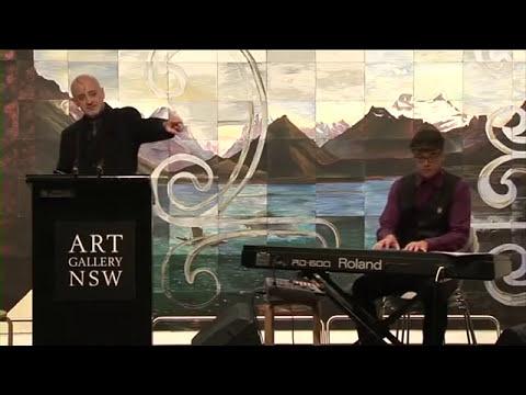 art.afterhours - Flacco and composer Stu Hunter