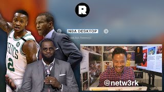 LeBron's Memory, Scary Terry, and the Draft Lottery | NBA Desktop With Jason Concepcion | The Ringer