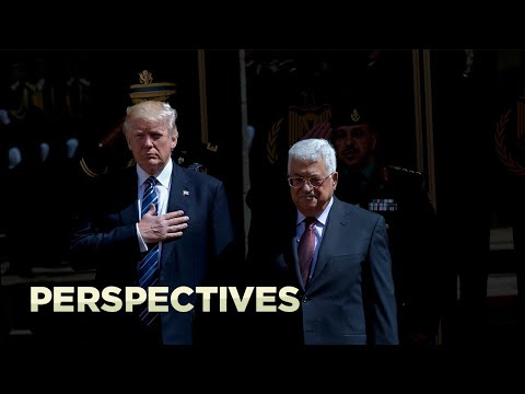 Trump and the Palestinian Authority Moving Forward