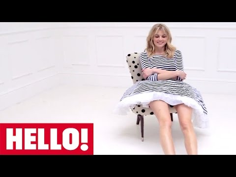 Donna Air launches her amazing new collaboration with HELLO! in exclusive shoot