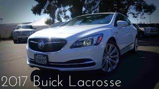 2017 Buick Lacrosse Premium 3.6 L V6 Road Test & Review